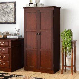 Darby Home Co Fellers 2 Door Storage Cabinet
