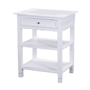 Kathaleen End Table by Highland Dunes