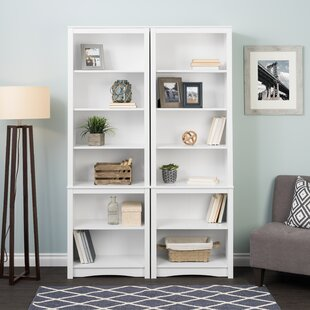 Hoquiam Standard Bookcase by Highland Dunes