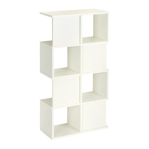 125 cm Bücherregal Malibu ClearAmbient | Wohnzimmer > Regale | ClearAmbient