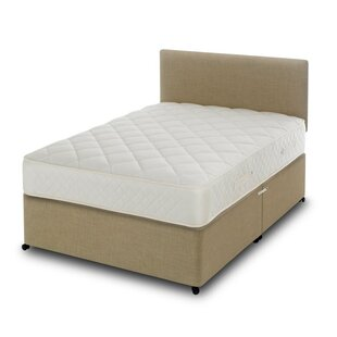 Pocket Sprung 1000 Divan Bed By 17 Stories