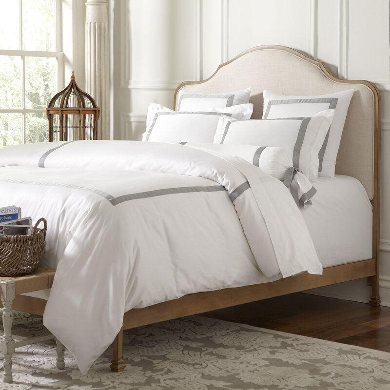 Sten Upholstered Panel Bed