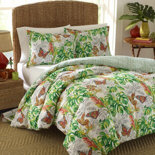 Hartford Cotton Reversible Duvet Cover Set