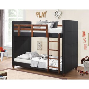 Raabe Twin over Twin Bunk Bed by Mack & Milo