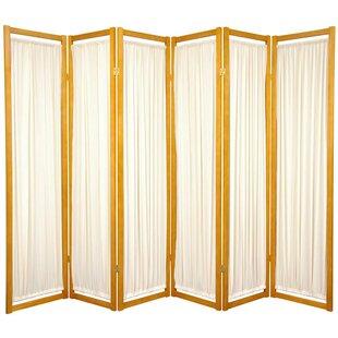Michelle Shoji 6 Panel Room Divider