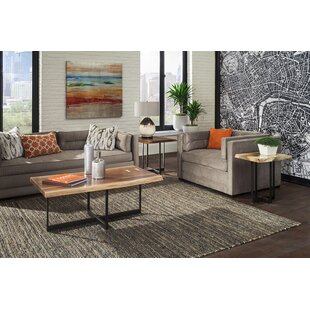Live Edge 2 Piece Coffee Table Set by MacKenzie-Dow