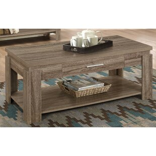 Erkson Coffee Table by Loon Peak