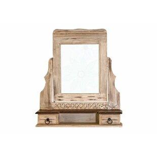 Castle Dresser Mirror By Massivmoebel24