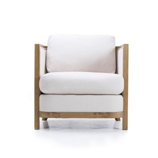 Montecito Barrel Chair by Maria Yee