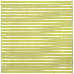 Ranier Hand-Woven Lime/Green/Ivory Indoor/Outdoor Area Rug By Beachcrest Home