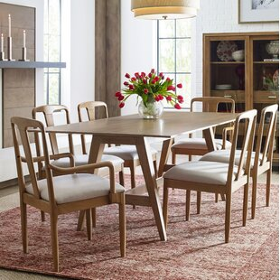Hygge 7 Piece Dining Set by Rachael Ray Home 2019 Salet