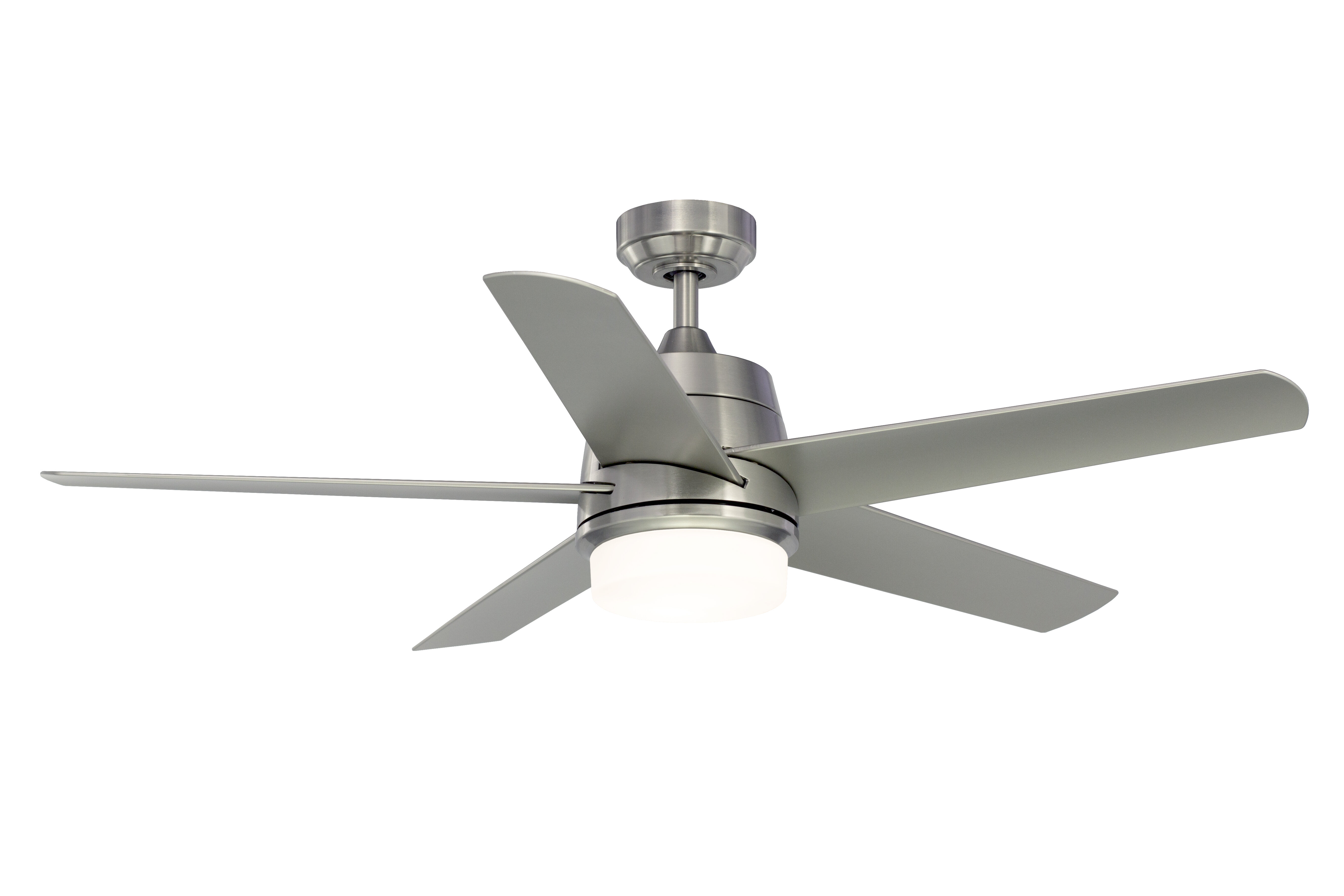 """52"""" Orr 5 Blade Ceiling Fan with Light Kit & Reviews"""