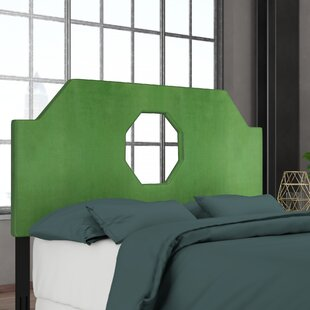 Adel Upholstered Panel Headboard