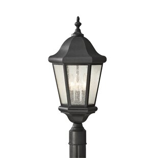 Hereford Outdoor 3-Light Lantern Head by Darby Home Co Best Choices