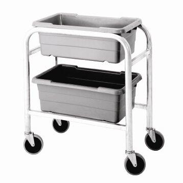 Pvifs Material Handling Lug Utility Cart Wayfair