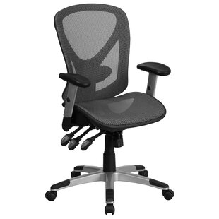 Symple Stuff Yahir High-Back Mesh Desk Chair