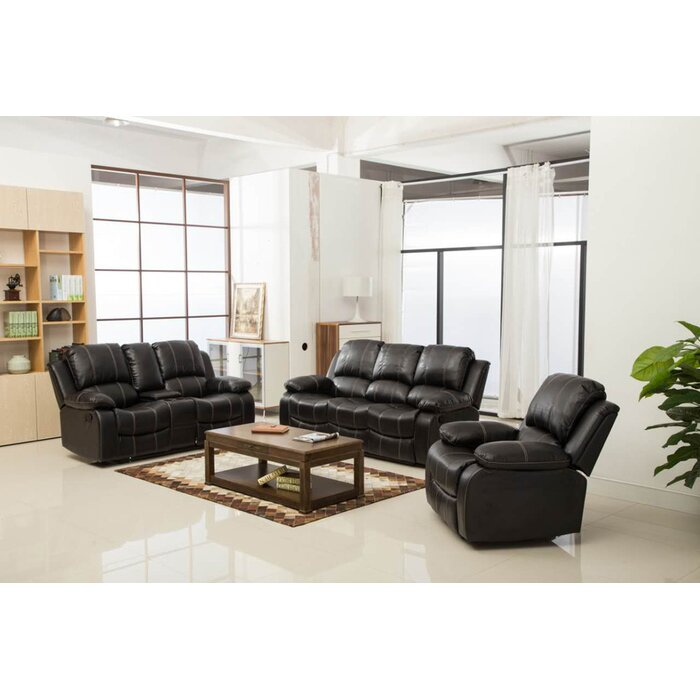Amazing Hatziliades Reclining Loveseat Pabps2019 Chair Design Images Pabps2019Com