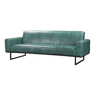 PeoPles Leather Sofa