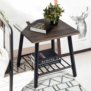 Trader End Table