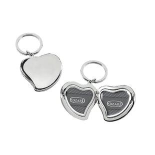 Heart Photo Key Ring By Edzard