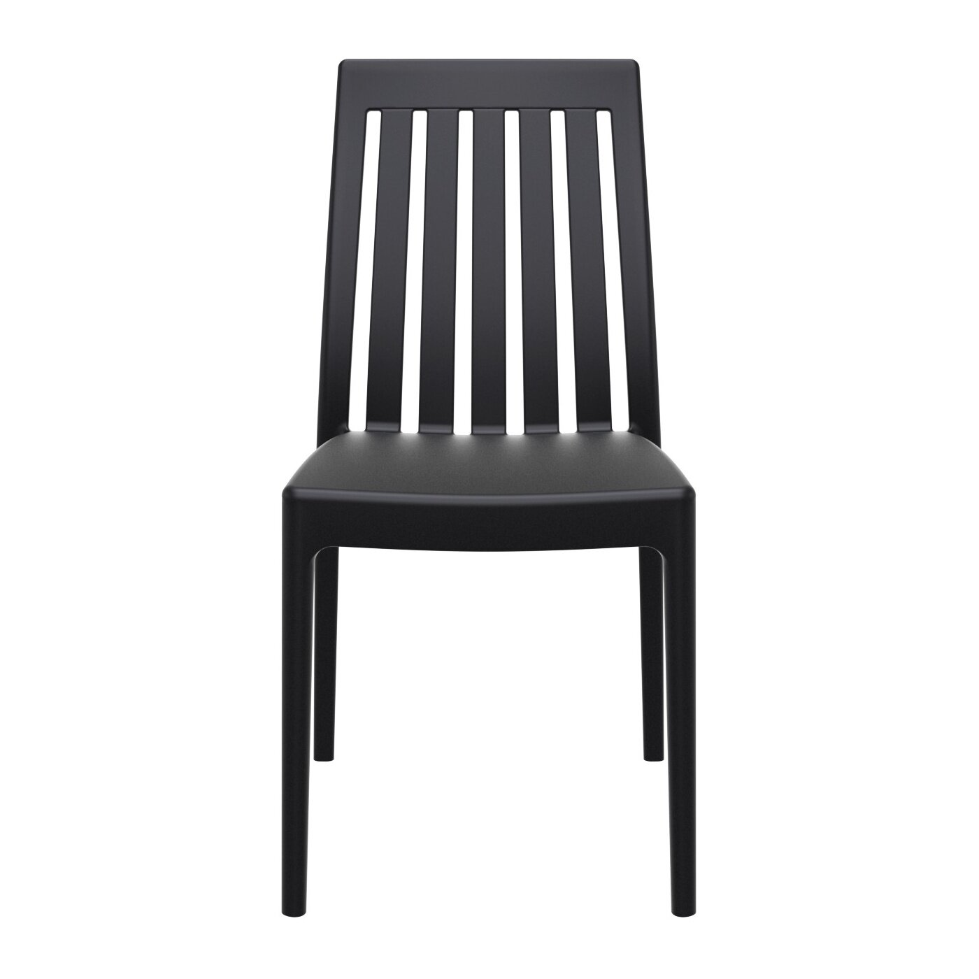 Mcgregor Stacking Patio Dining Chair