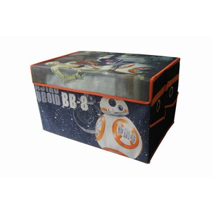 Idea Nuova Star Wars BB8 Storage Accent Trunk