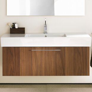 Best Deals Vero  Single Bathroom Vanity Base Only By Duravit