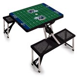 NFL Folding Camping Table