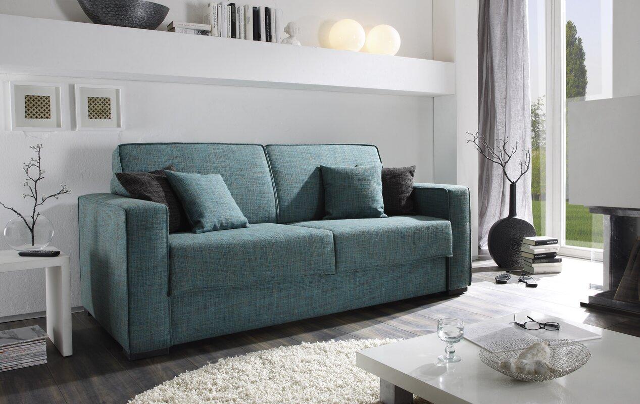 home haus 2 sitzer schlafsofa key largo. Black Bedroom Furniture Sets. Home Design Ideas