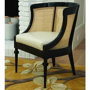 Cane Barrel Chair by Globa..
