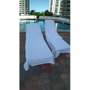 The Beach Collection Terry Chaise Lounge ..