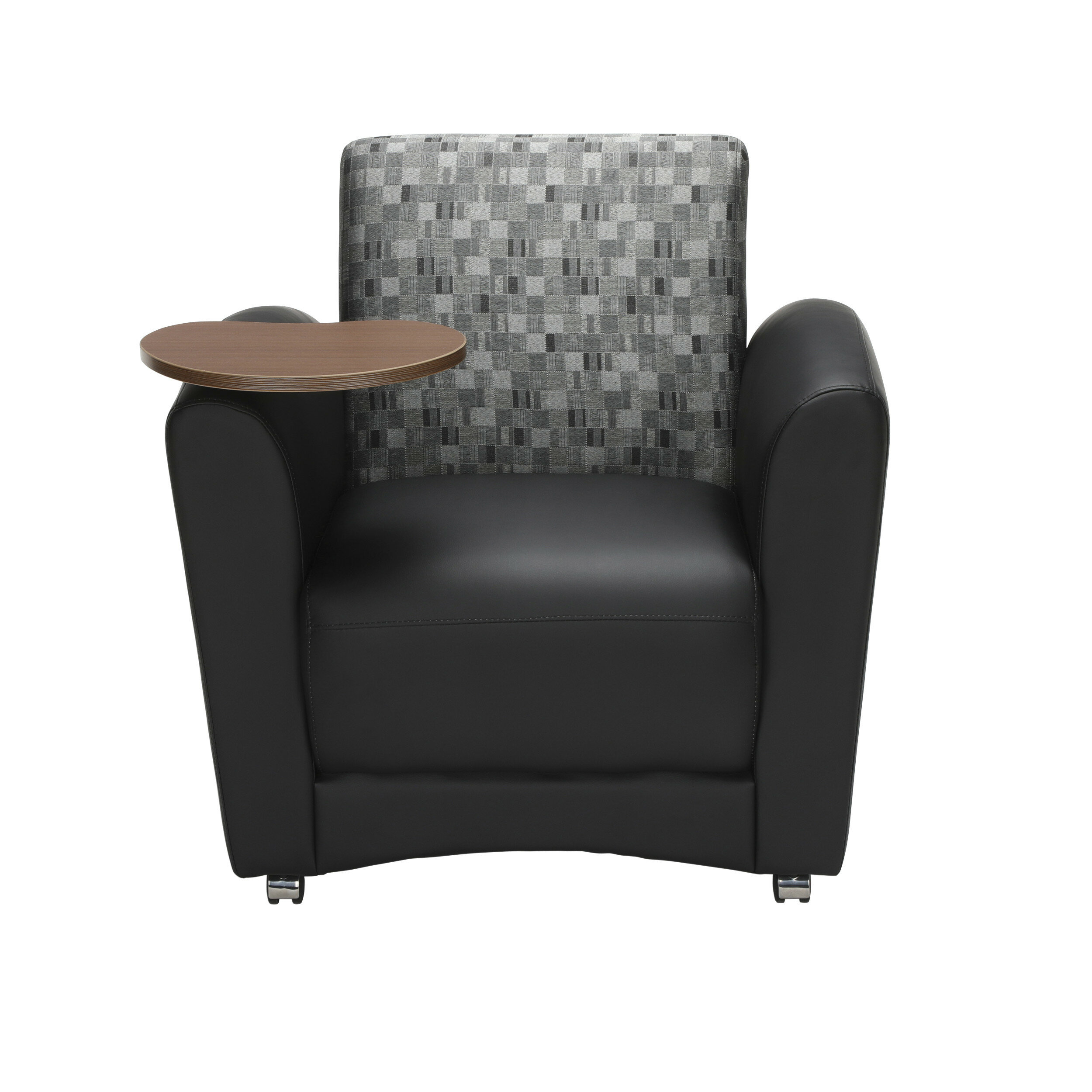 Terrific Ofm Interplay With Tablet Lounge Chair Ibusinesslaw Wood Chair Design Ideas Ibusinesslaworg
