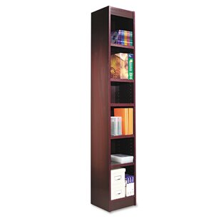 Narrow Profile Standard Bookcase by Alera�