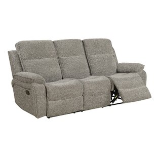 Russo Reclining Sofa by Charlton Home