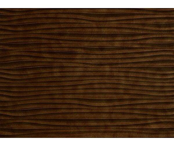 Retroart Gobi Backsplash Wall Paneling 18 X 24 Field Tile In Antique Bronze Wayfair