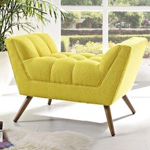 Ivy Bronx Freeborn Upholstered Bench