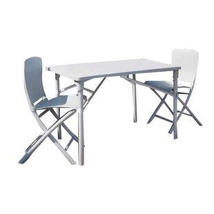 Zic Zac Classic 3 Piece Bistro Set by Nardi