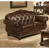 Stackhouse 70 Rolled Arms Loveseat by Astoria Grand