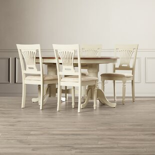 Germantown 5 Piece Extendable Dining Set Best #1