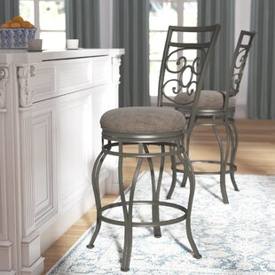 Lockmoor Bar & Counter Swivel Stool by Darby Home Co