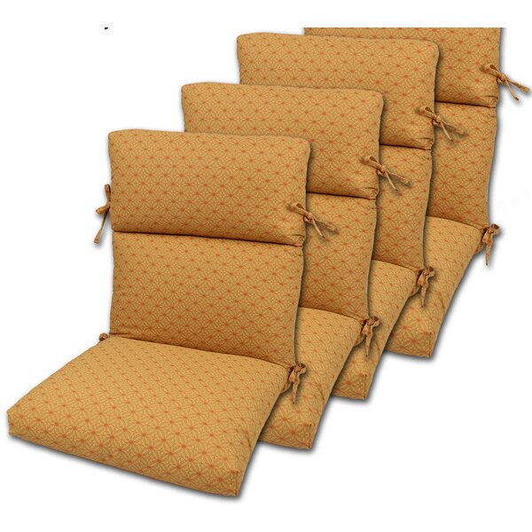 Comfort Classics Geobella Indoor/Outdoor Chair Cushion | Wayfair