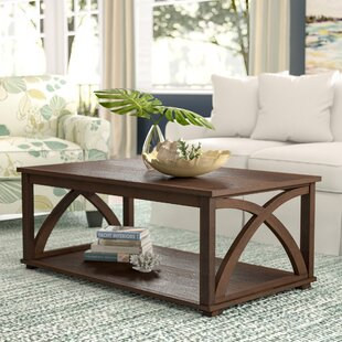 Doretta Coffee Table Beachcrest Home Bargain