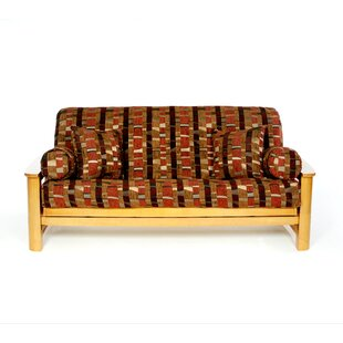 Boulder Box Cushion Futon Slipcover by Lifestyle Covers Great price