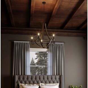 Shop For Reimers 5-Light Empire Chandelier By Loon Peak