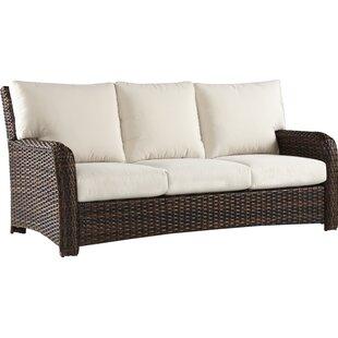 Bay Isle Home Chorio Sofa with Cushions