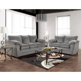 Endo 2 Piece Living Room Set by Red Barrel Studio