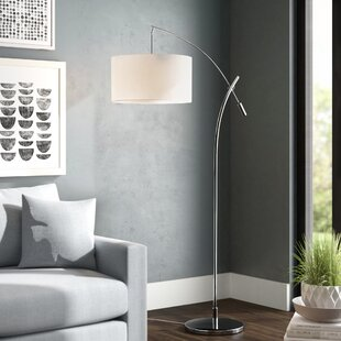 Brayden Studio Lilley 65 Quot Task Floor Lamp Wayfair