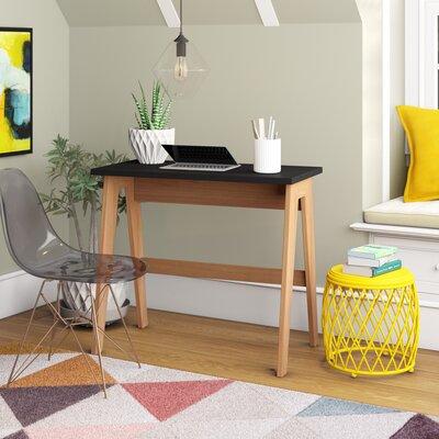 Holte Home Office Writing Desk Brayden Studio Finish: Hanover/Black
