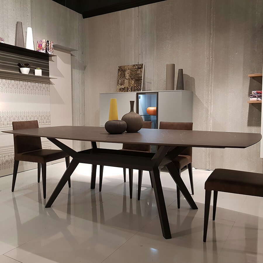 YumanMod Avalon Rectangular Dining Table | Wayfair