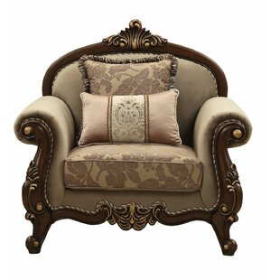 Astoria Grand Rittenhouse Traditional French Armchair